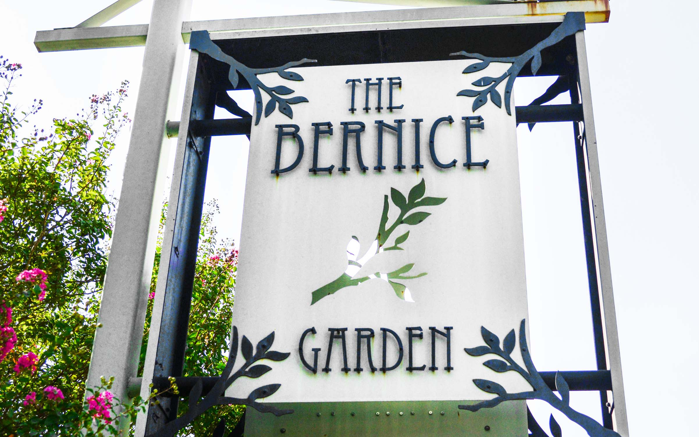 Vintage and Craft Market at the Bernice Garden